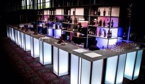 LED bar rental