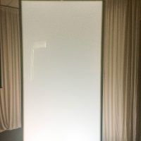 MODERN ILLUMINATED GALLERY WALL PANEL (4FTX8FTX12IN)