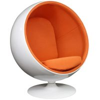 MIB CHAIR ORANGE