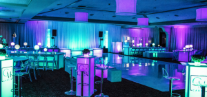 LED furniture rentals