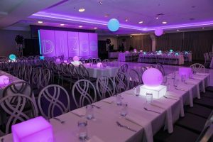 bat mitzvah decor and design