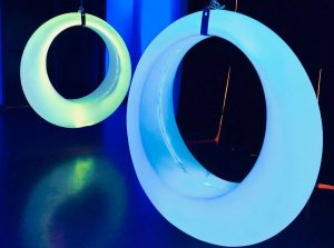 led swings