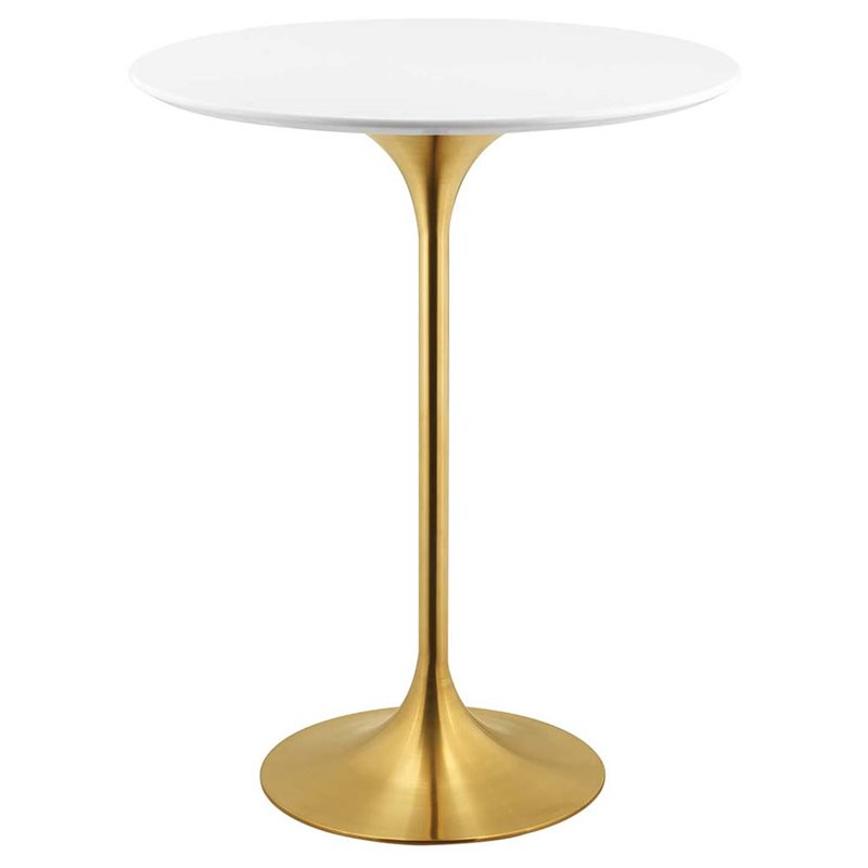 Cosmo Gold Bar Table